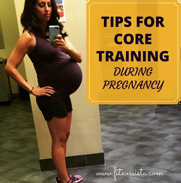 Tips forCORE TRAININGDuring pregnancy