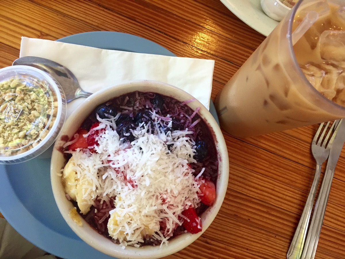 Acai what you did there