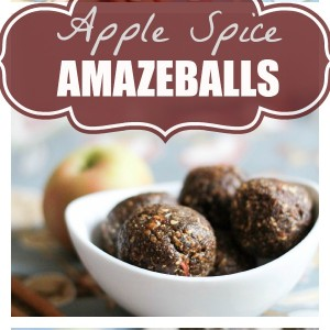 Apple Spice Amazeballs