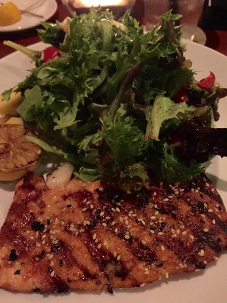 Seasons salad