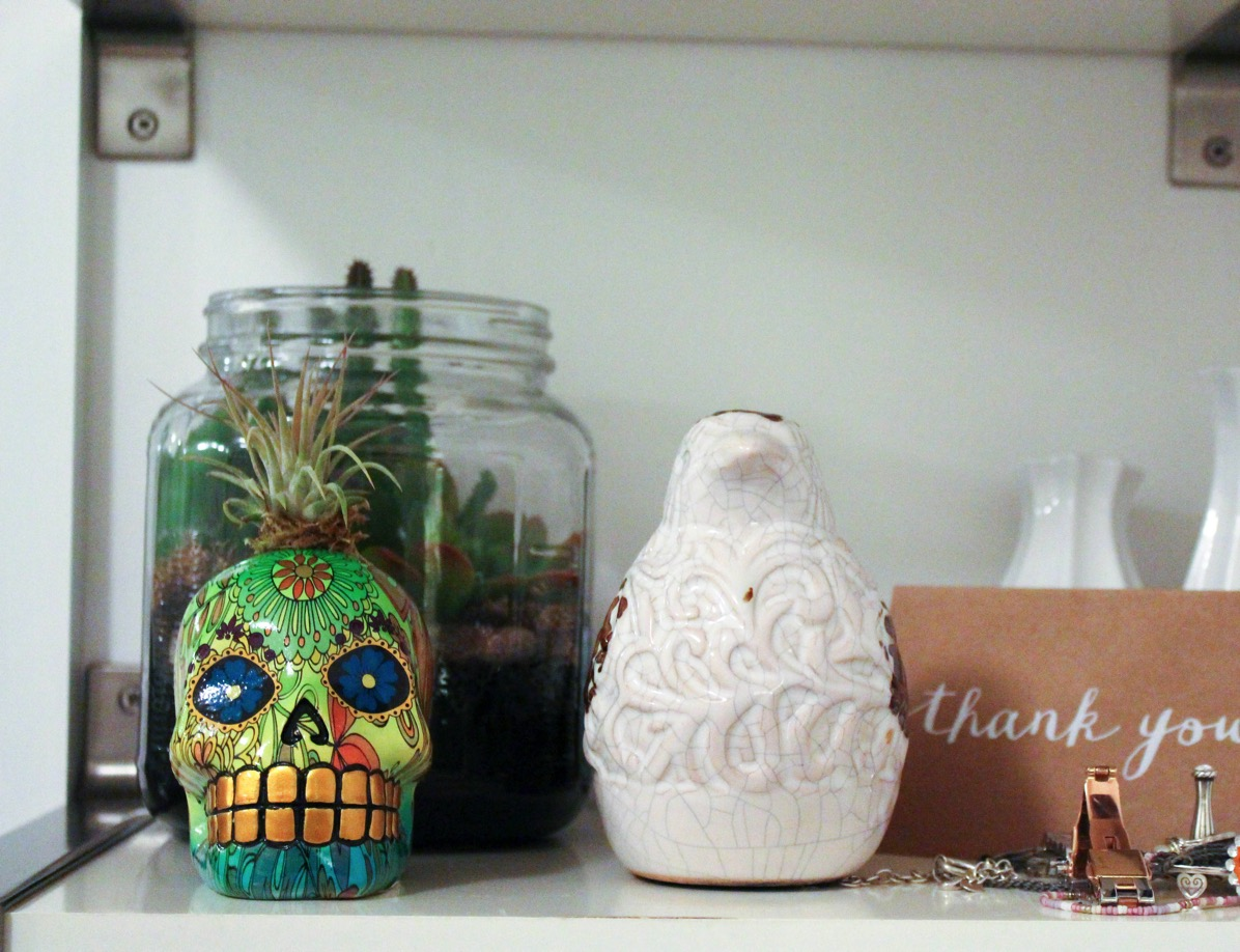 Skull head