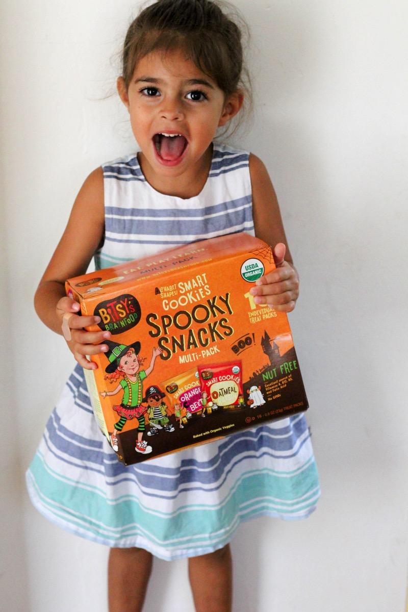 Spooky snacks 2