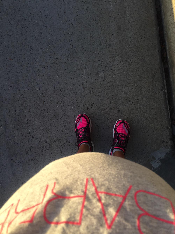 Walk at mission 2