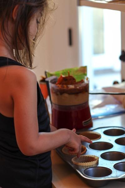 Baking w liv