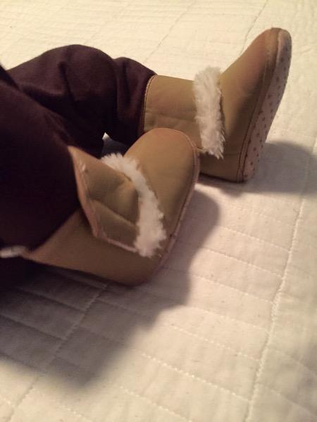 Teeny boots