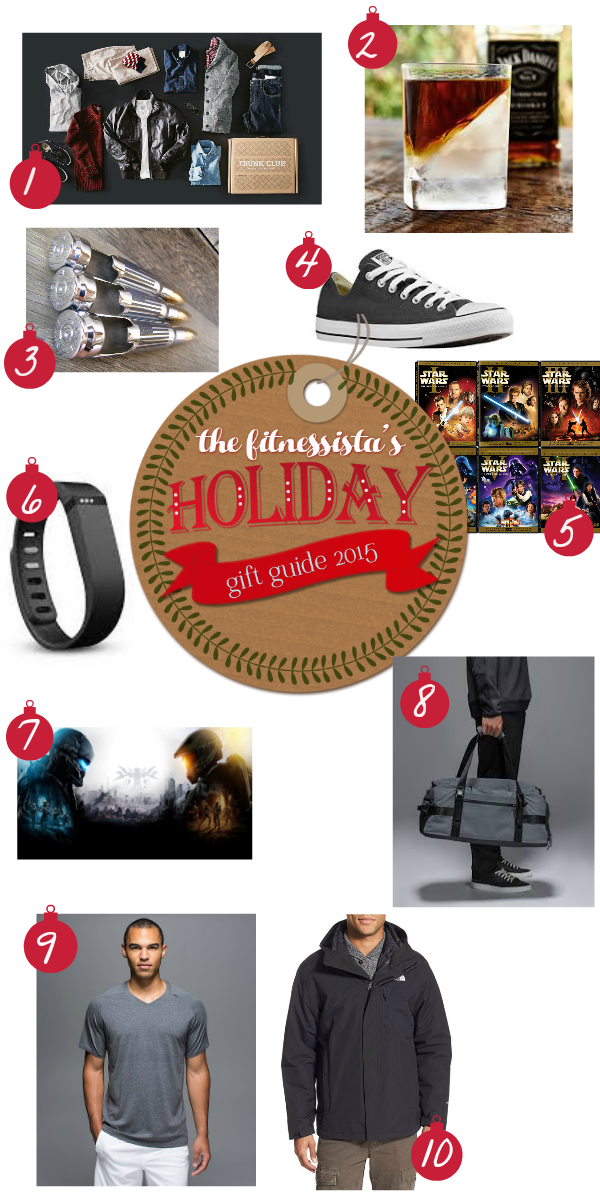 2015 Holiday Gift Guide For Him The Fitnessista