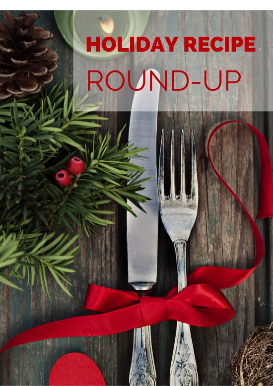 Here's a roundup of holiday recipe ideas for your Christmas celebration! fitnessista.com #holidayrecipes #Christmasrecipes #holidaymenu