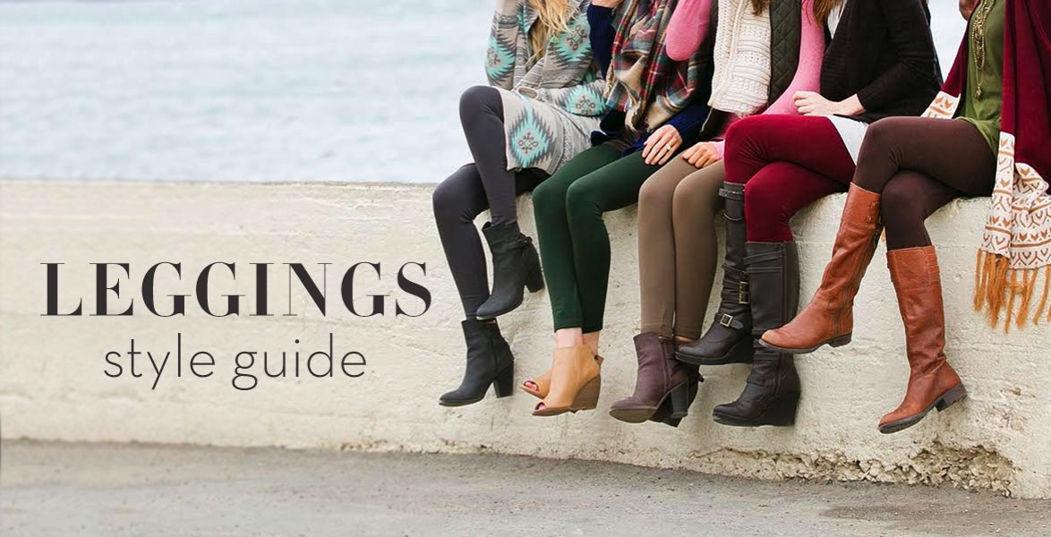 Leggings guide banner