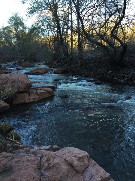 Sedona creek