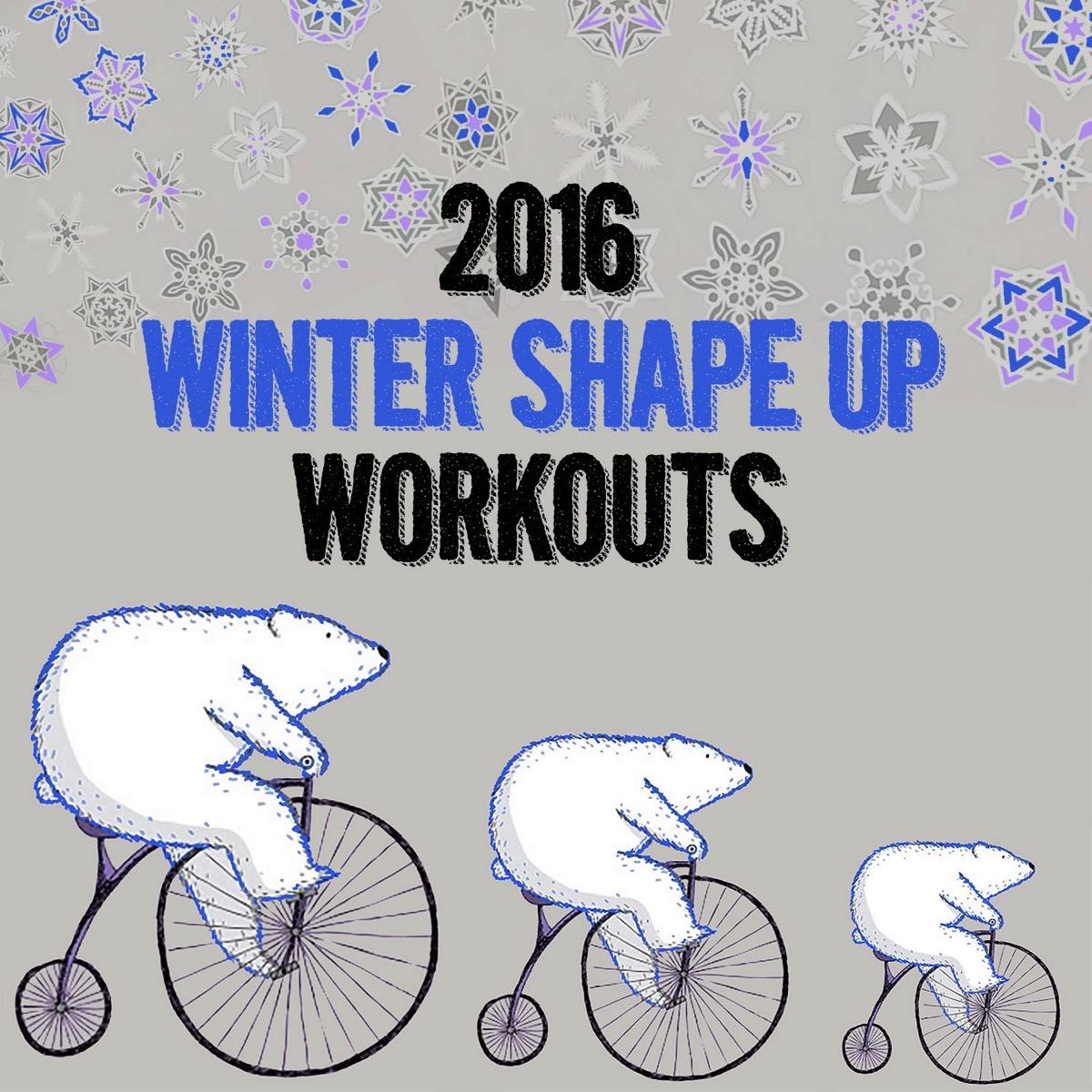 2016shapeup workouts