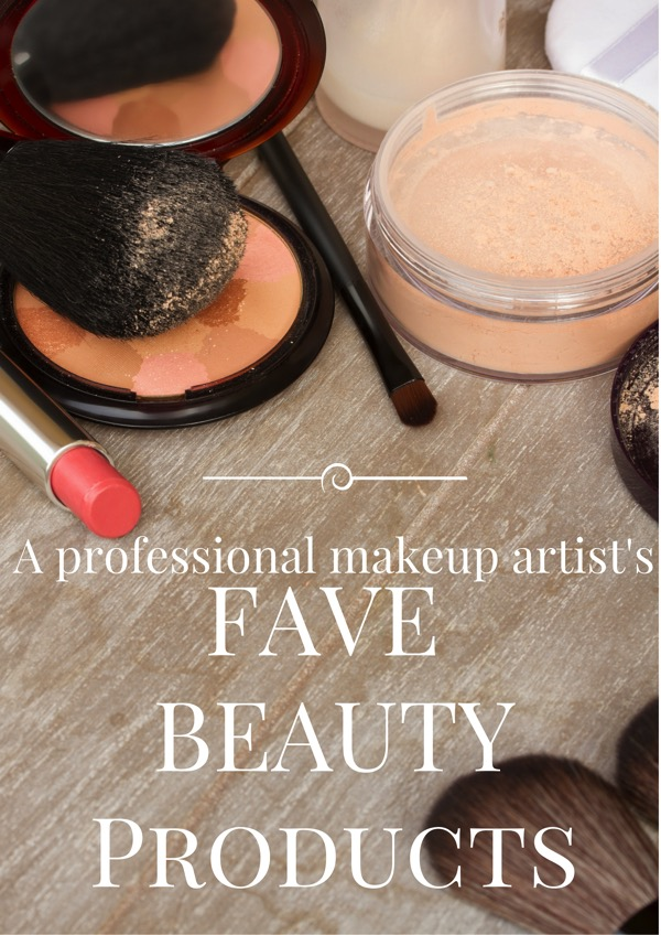 A professional makeup artist s
