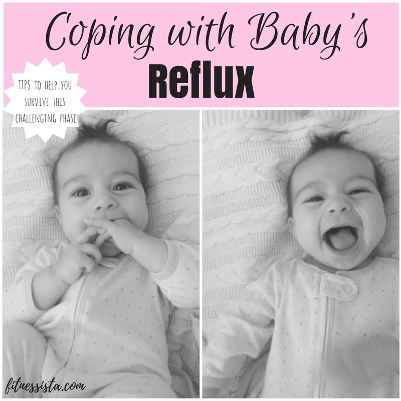 Coping with Baby's Reflux