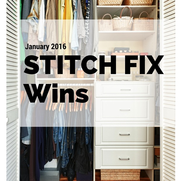Stich Fix Wins