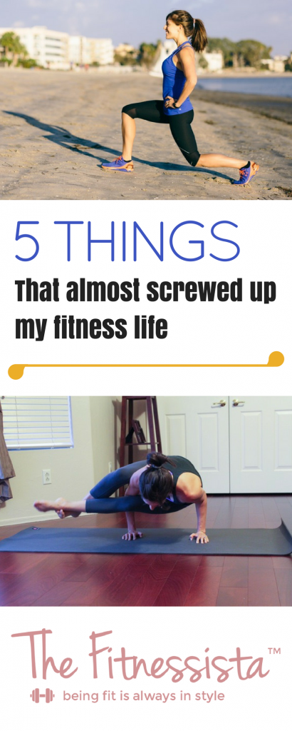 It's easy to make fitness mistakes that can hinder your progress. Here are five fitness mistakes to avoid and what to do instead! fitnessista.com
