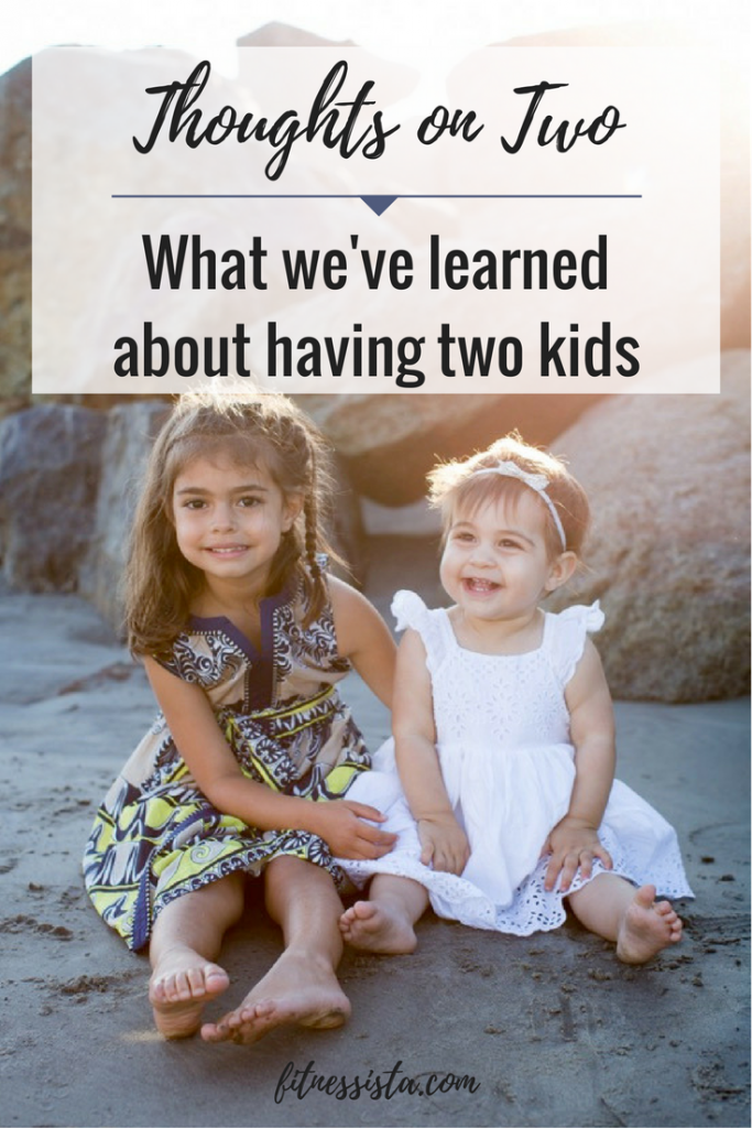 What We've Learned About Having Two Kids