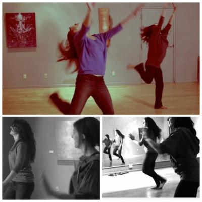 Dancing with sasha