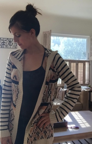 Cozy cardigan Stitch Fix Win