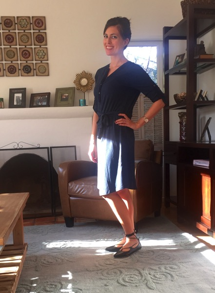 Shirt dress Stitch Fix Win