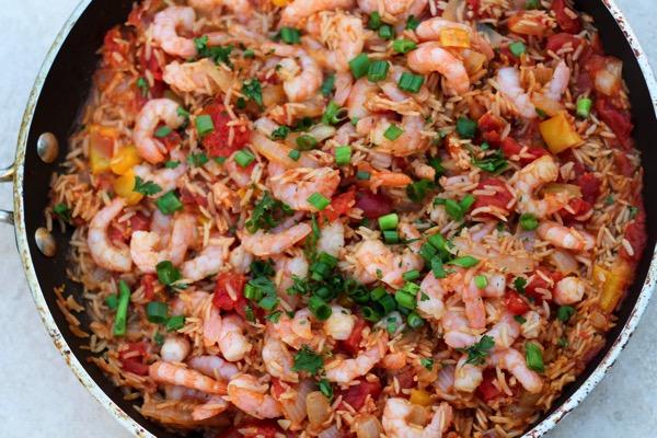 Shrimp perloo 3
