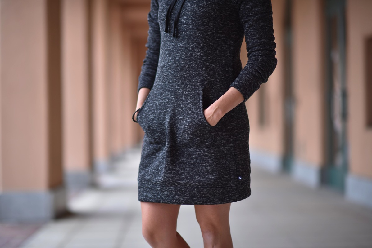 Sweatshirt dress 3