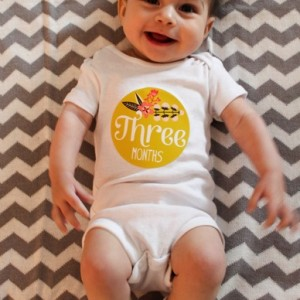 Happy 3 months, Penelope! (+ an Owlet giveaway!)