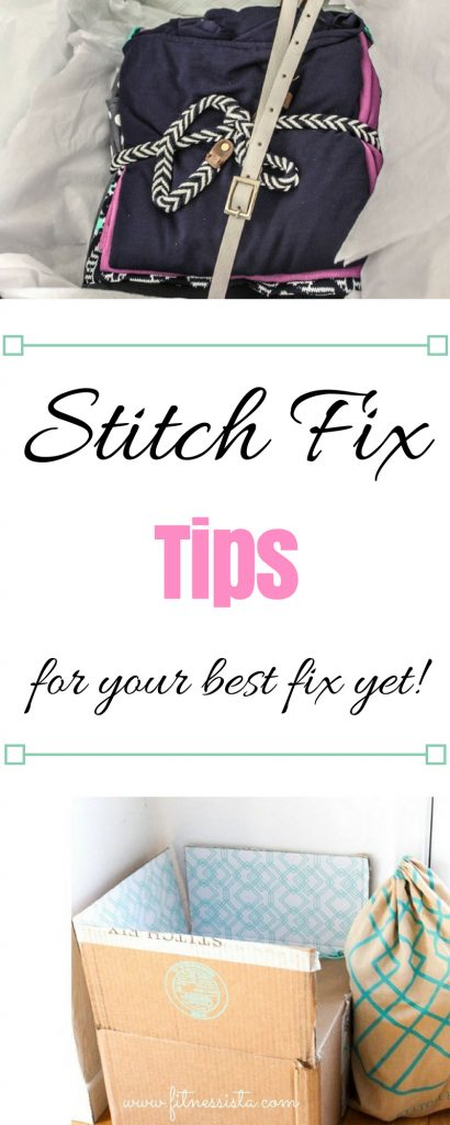 Stitch Fix Tips to get your best fix yet!