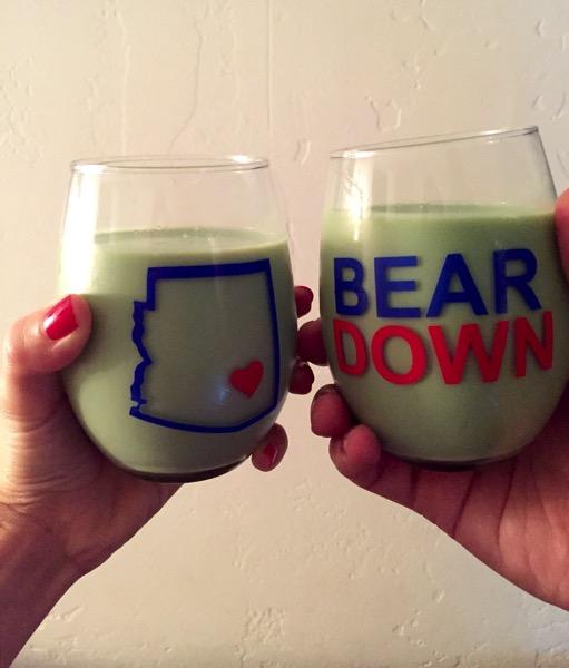 Bear down baileys
