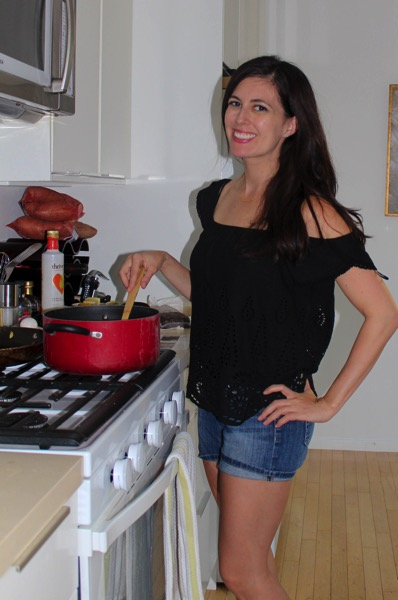 Cooking catfish 2