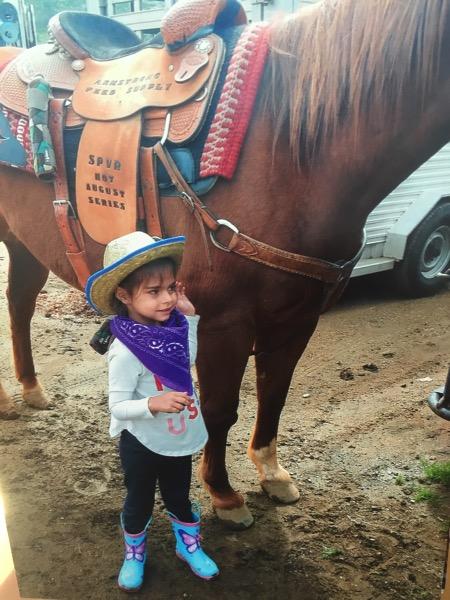 Cowgirl livi
