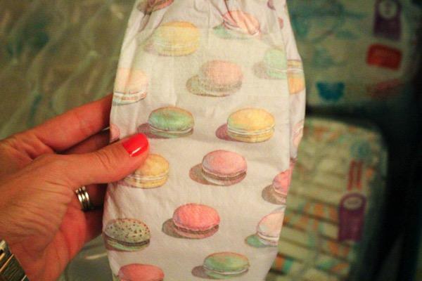Macaron diapers