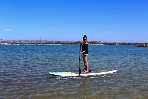 Paddleboarding 4