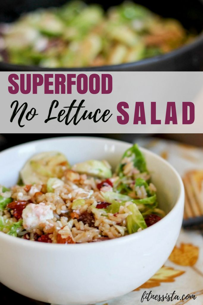 Superfood No Lettuce Salad