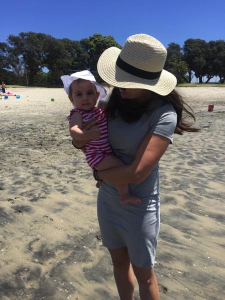 Beach w p