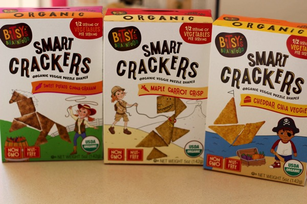 Bitsys smart crackers