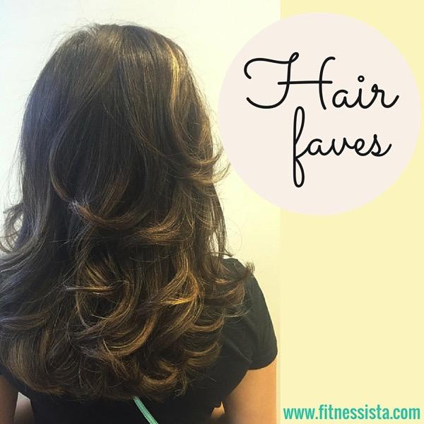 Hair faves