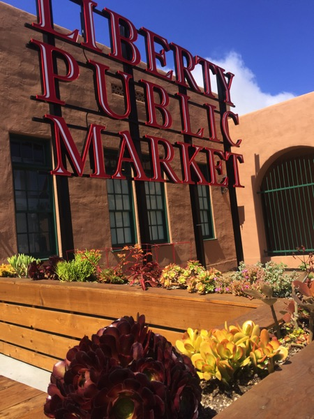 Liberty station market
