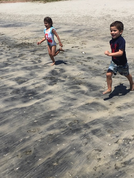 Liv and levi running