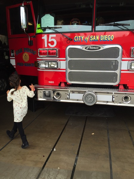 Liv at fire station 2