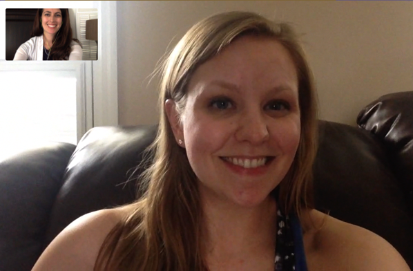 Skype with brittany