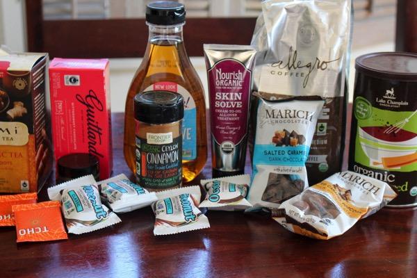 Fair trade goodies