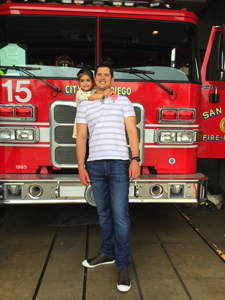 W tom at fire station 15