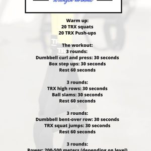 Ignite Strength Workout