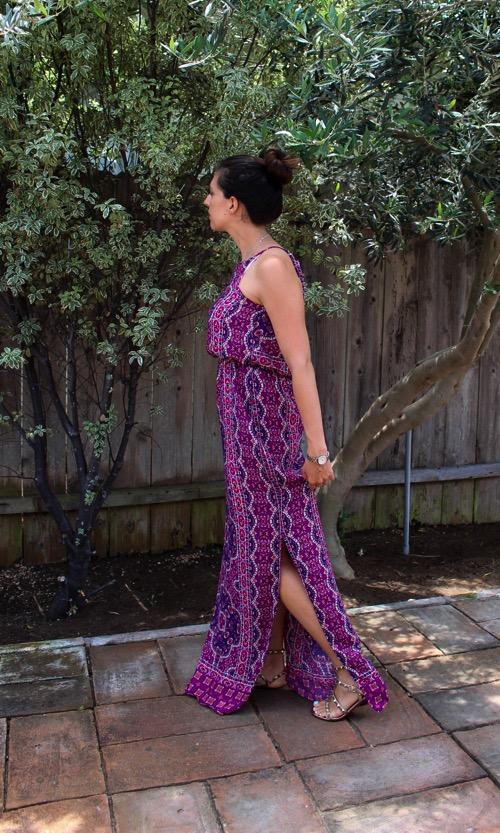 Renee C Kaleia Maxi Dress