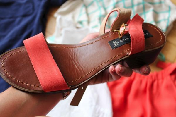 STEVEN Allibi Suede Ankle Strap Sandal