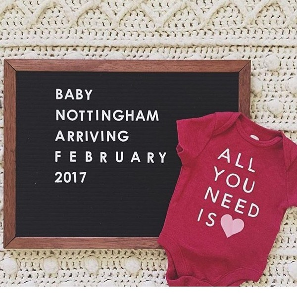 Baby on the way