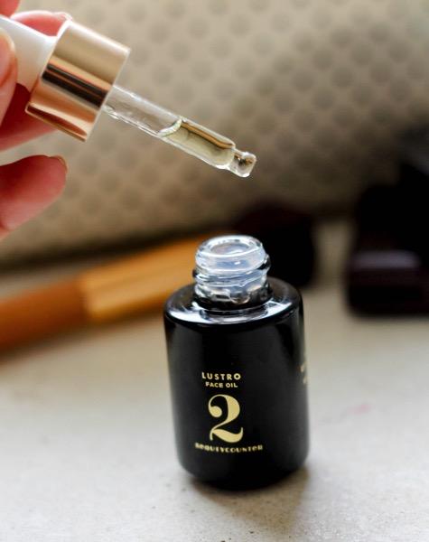 Lustro face oil