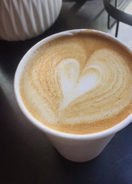 Coffee at Moniker General