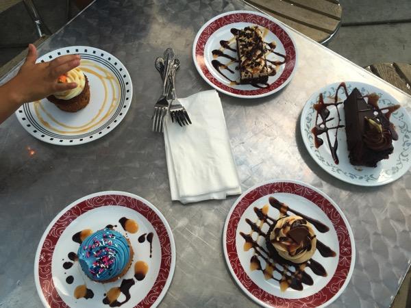 Babycakes dessert