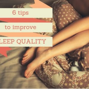 Tips to get more out of the sleep time you do have, and how to wind down before bed. fitnessista.com