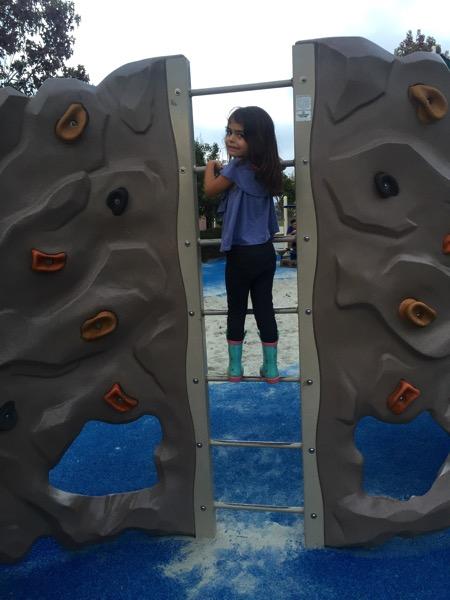 Liv at the park